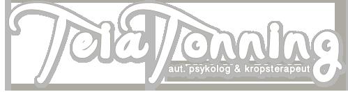 aut. Psykolog Teia Tonning